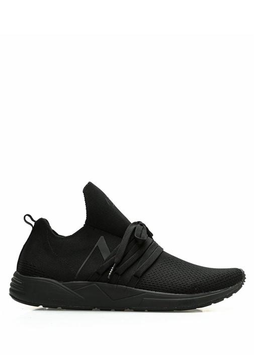Arkk Copenhagen Siyah ERKEK  Raven Siyah Çorap Formlu Erkek Sneaker 511700 Beymen