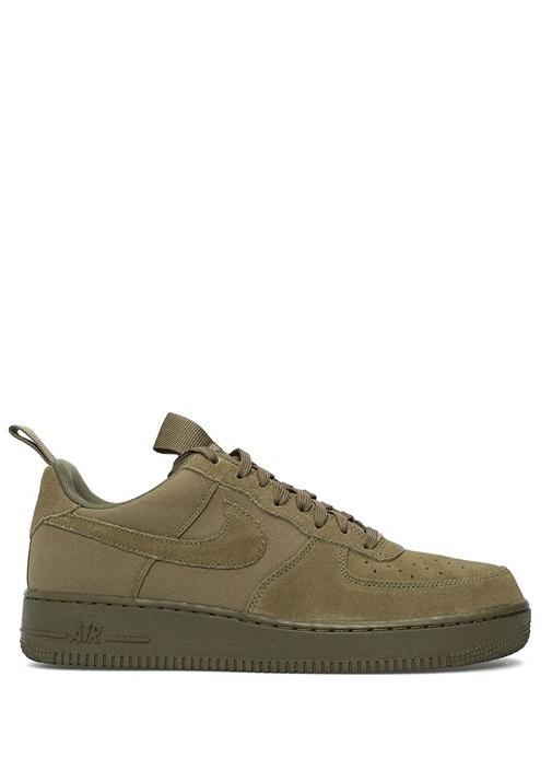 Nike Kahverengi ERKEK  Air Force 1 07 Canvas Haki Erkek Sneaker 500146 Beymen