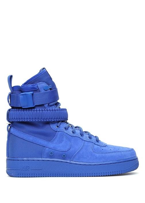 Nike Mavi ERKEK  Sf Af1 Mavi Erkek Sneaker 446356 Beymen