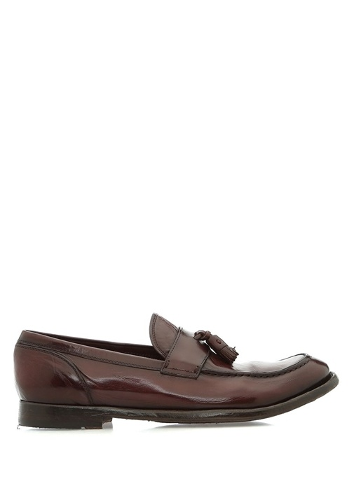 Officine Creative Bordo ERKEK  LOAFER 396936 Beymen