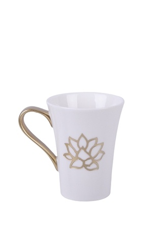 Kısmetce Lotus Kupa Beyaz Standart