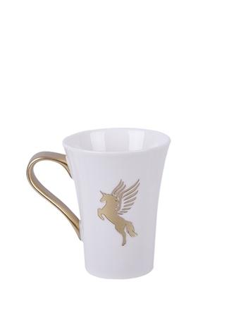 Kısmetce Pegasus Kupa Beyaz Standart