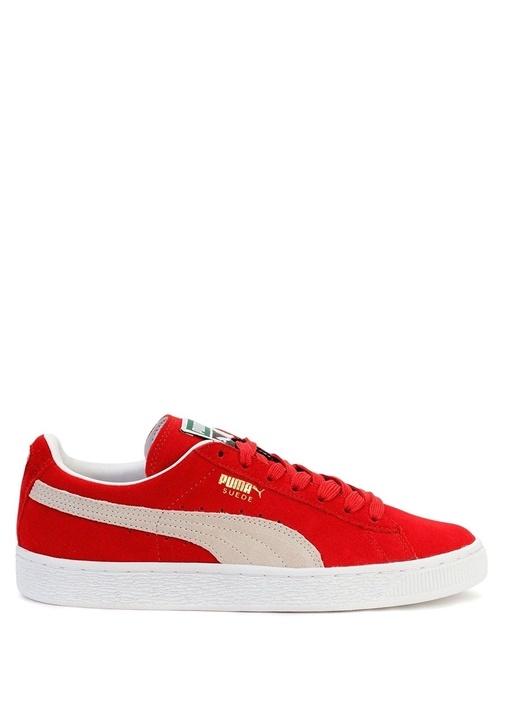 Puma Kırmızı ERKEK  Suede Classic Kırmızı Erkek Sneaker 374327 Beymen
