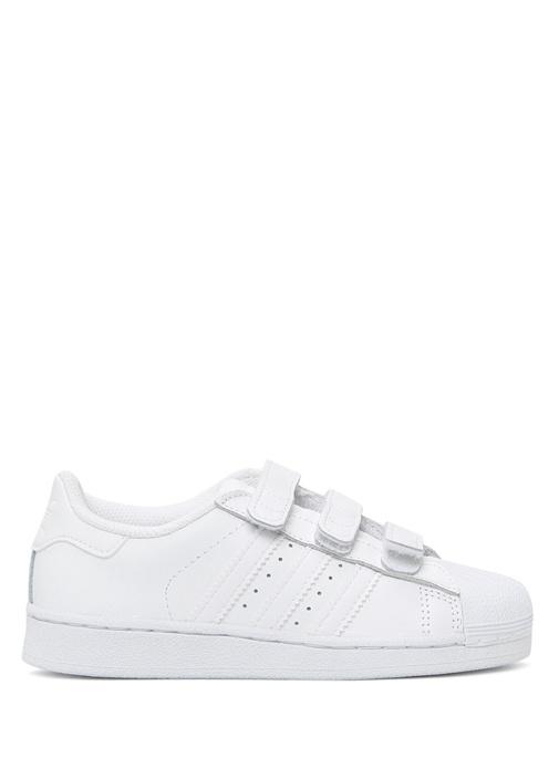 Superstar Foundation Beyaz Unisex ÇocukSneaker
