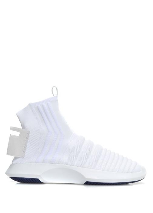 Adidas Beyaz KADIN  Crazy 1 Sock ADV PrimeKnit Beyaz Kadın Sneaker 449517 Beymen
