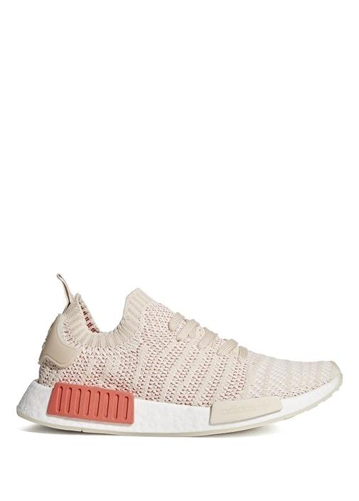 Adidas Çok Renkli KADIN  NMD R1 Pembe Turuncu Kadın Sneaker 449487 Beymen