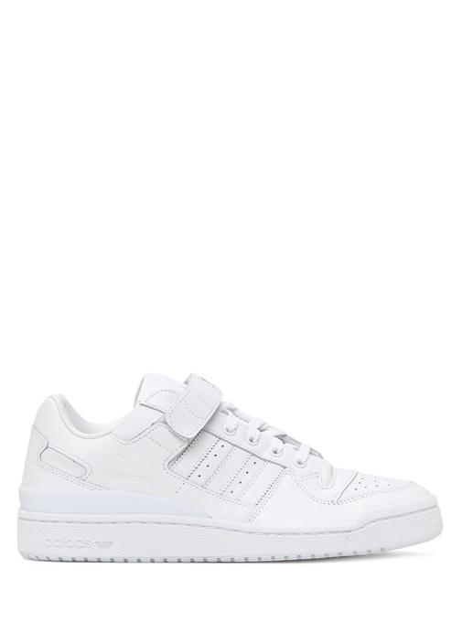 Adidas Beyaz ERKEK  Forum Low Beyaz Erkek Deri Sneaker 396657 Beymen