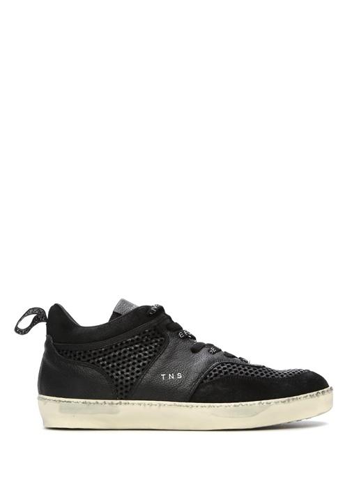 Leather Crown Siyah ERKEK  Iconic Siyah Erkek Sneaker 421461 Beymen
