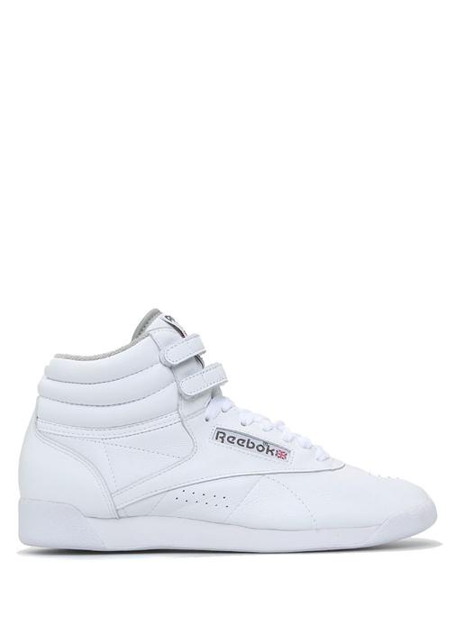 Freestyle Hi Archive Beyaz Kadın Sneaker