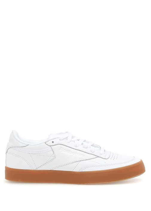 Club C 85 Fvs Beyaz Kadın Deri Sneaker