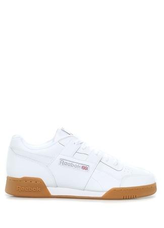 Reebok Kadın Workout Plus Beyaz Sneaker 7.5 US Ürün Resmi