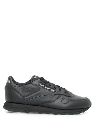 Reebok Kadın Classic Leather Siyah Sneaker 10 US Ürün Resmi
