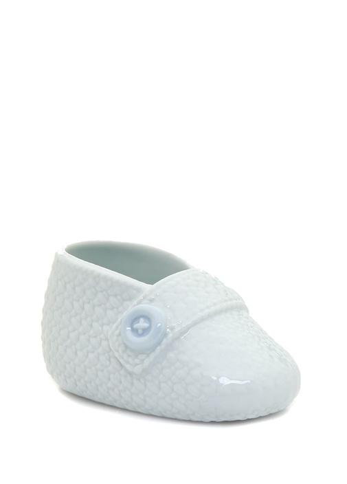 Bebek Ayakkabısı Mavi Biblo