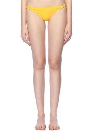 Lazul Kadın BİKİNİ AL Sarı 1 US Ürün Resmi