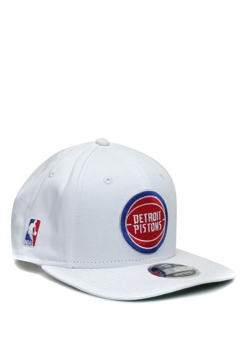 Beyaz Patchli Erkek Şapka