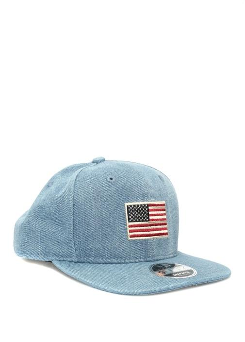 Seas Flag 950 Mavi Şapka