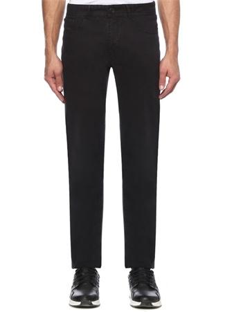 Slim Fit Lacivert Boru Paça Spor Pantolon