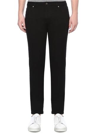 Slim Fit Siyah Normal Bel Jean Pantolon