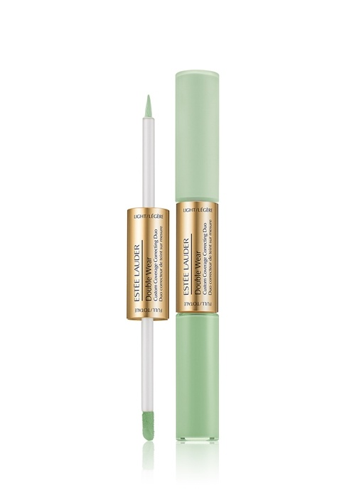 Double Wear Color Correcting Duo Green