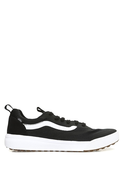 Ultra Range Rapid weld Siyah Erkek Sneaker