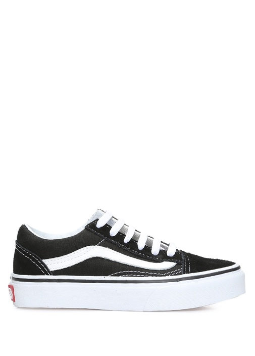 cbbdfc36fa Vans Siyah KIDS Siyah Unisex Çocuk Sneaker 463430