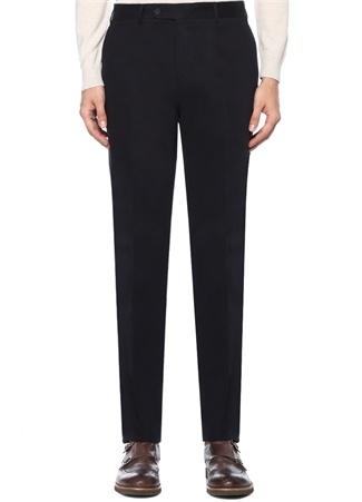 Drop 7 Lacivert Normal Bel Dar Paça Pantolon