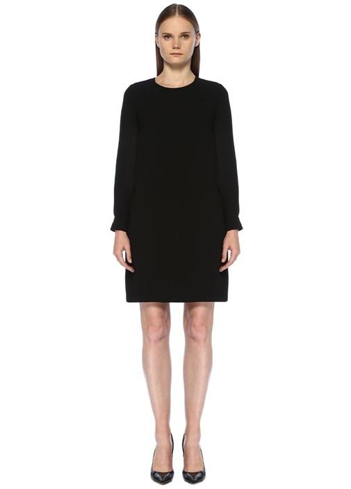 Beymen Siyah Basic Mini Elbise – 259.0 TL