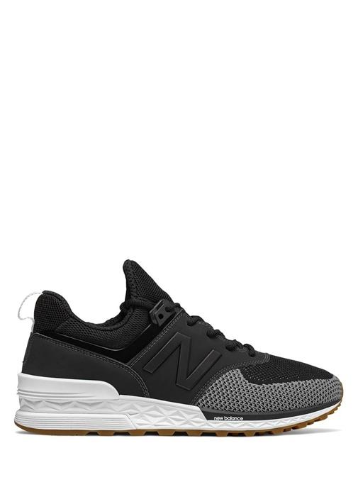 New Balance 574 Erkek Siyah Sneaker