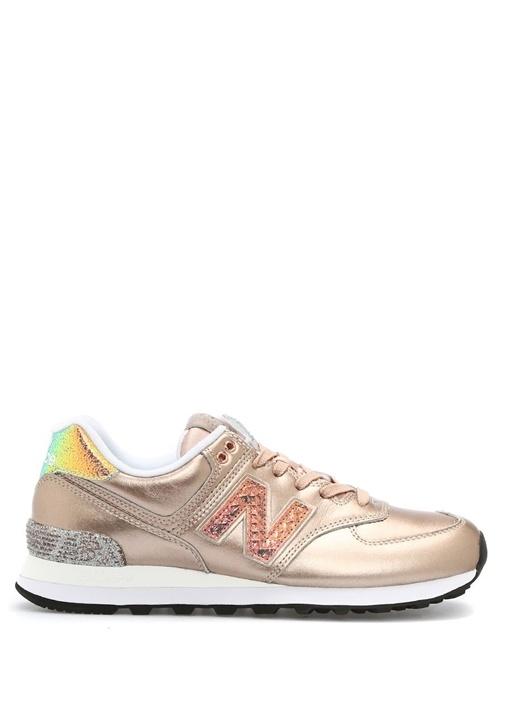 New Balance Çok Renkli KADIN  Glitter Punk Rose Gold Kadın Sneaker 469261 Beymen