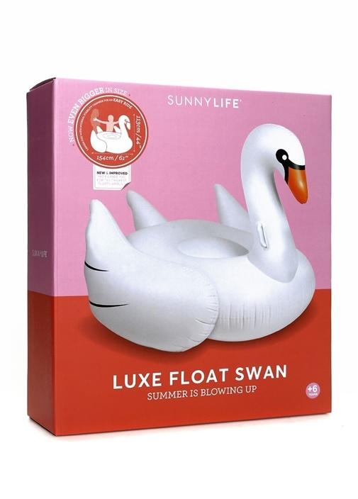 Luxe Float Beyaz Su Yatağı