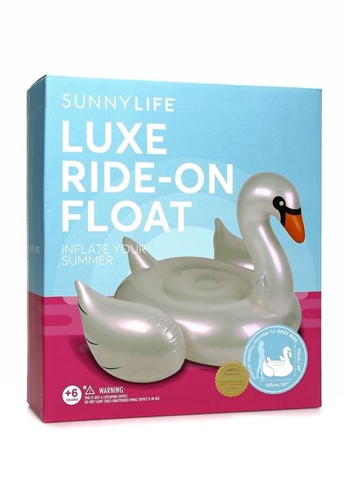 Luxe Float Silver Su Yatağı