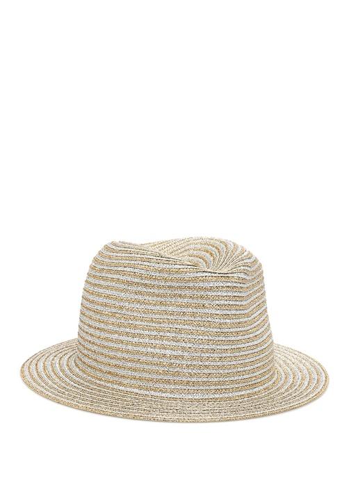 Sılver Gold Kadın Şapka