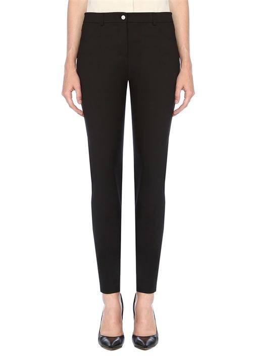 Siyah Streç Pantolon