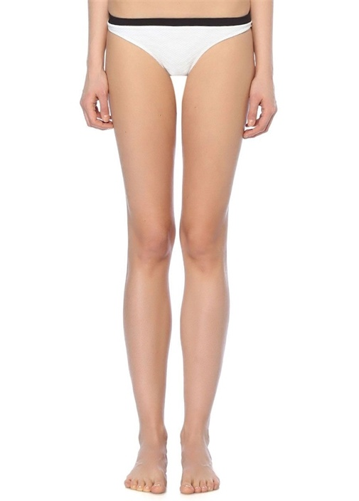 Anacapri Hipster Beyaz Bikini Altı