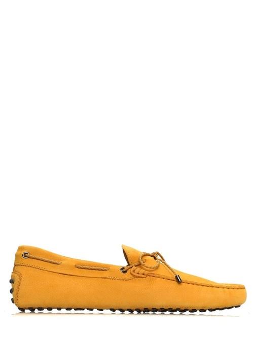 Tod's Sarı ERKEK  DRIVER 498070 Beymen