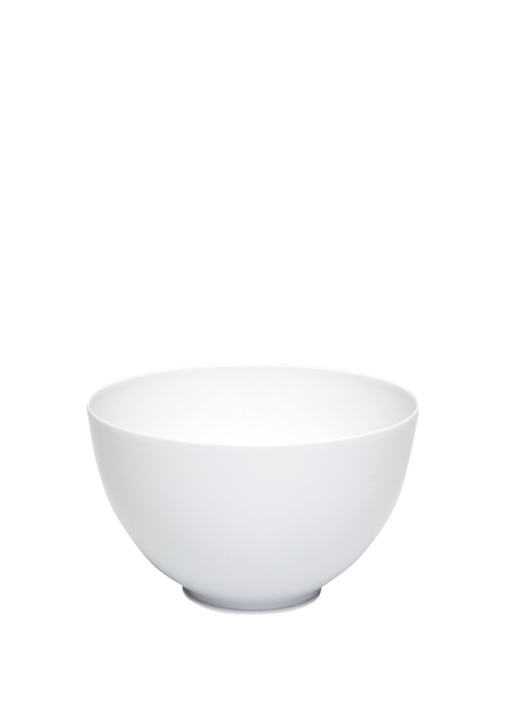 Beyaz Porselen Kase