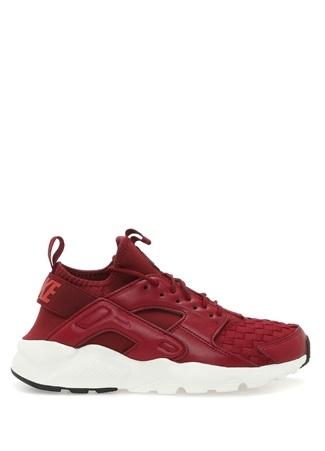 Nike Erkek Air Huarache Run Ultra Kırmızı Sneaker Pembe 10 US
