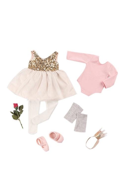 Opening Night Oyuncak Bebek Bale Kıyafeti Seti