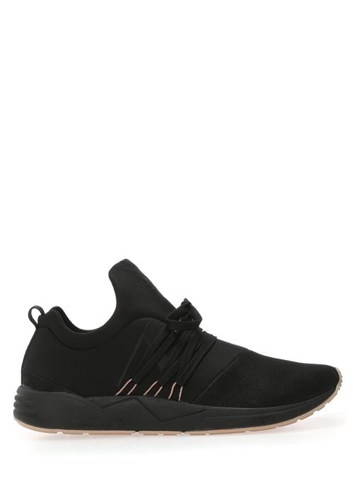 Arkk Copenhagen Siyah ERKEK  Raven Siyah Çorap Formlu Erkek Sneaker 511739 Beymen