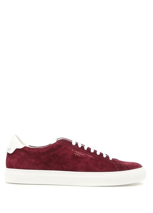 Givenchy Mor ERKEK  Urban Street Mor Erkek Süet Sneaker 521010 Beymen