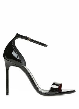 Saint Laurent Kadın Amber 105 Siyah Deri Ayakkabı 41 R Ürün Resmi