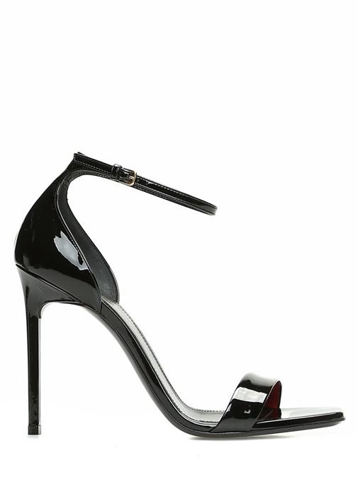 Amber 105 Siyah Kadın Deri Ayakkabı