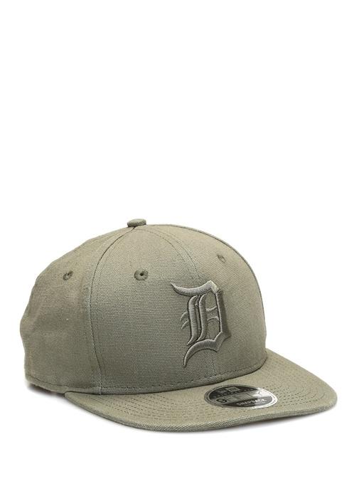 Detroit Tigers Haki Kadın Şapka