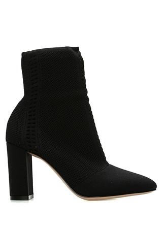 Thurlow Siyah Çorap Formlu Kadın Bot