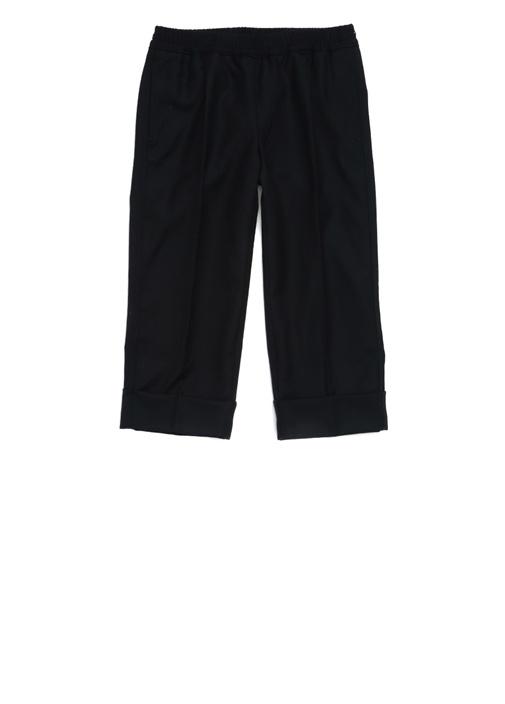 Lacivert Erkek Çocuk Yün Pantolon