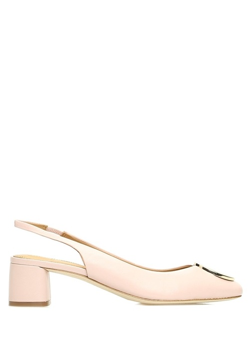 Caterina Slingback Pudra Kadın Topuklu Ayakkabı
