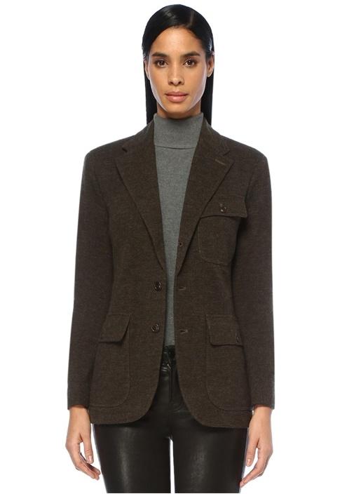 Polo Ralph Lauren Haki Kelebek Yaka Blazer Ceket 1887.0 Tl