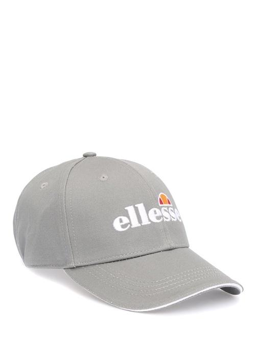 Ragusa Gri Logo İşlemeli Kadın Şapka