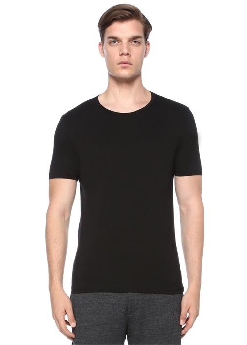 172 Pure Siyah Basic T-shirt