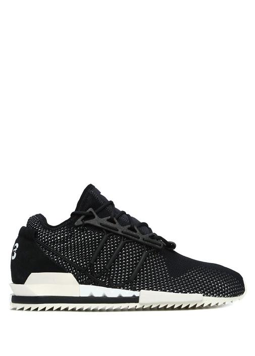 Harigane Siyah Logolu File Dokulu ErkekSneaker